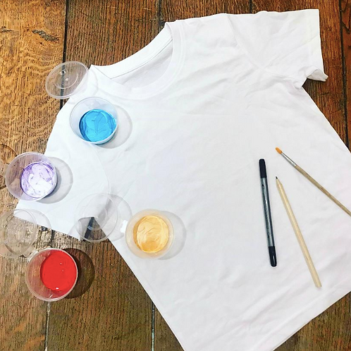 Design Your Own T-Shirt Kit