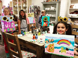 The Great Artists Summer Workshops