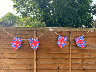 VE Day Bunting!