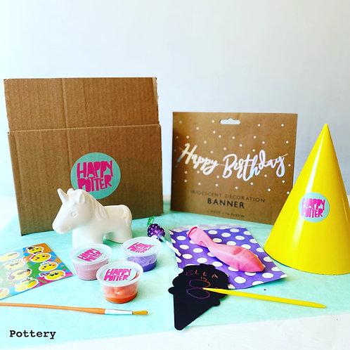 Zoom Birthday Party Kits
