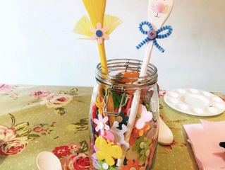 Easter Spoon Kit Steps!