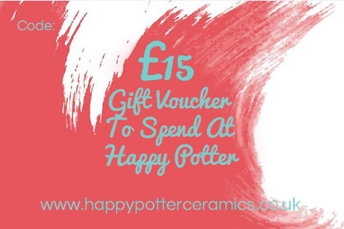 £15 Gift Voucher