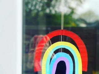 TWMAG Rainbow Craft