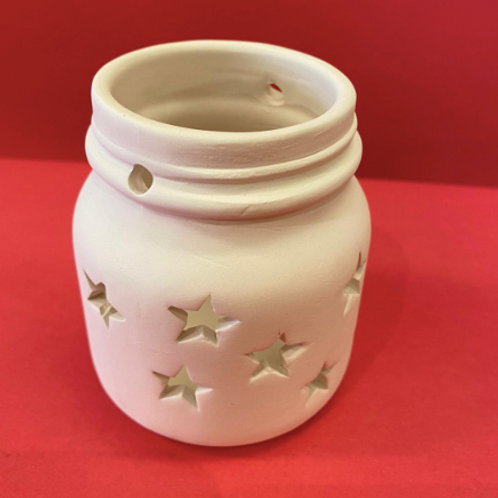 Mini Star Jar