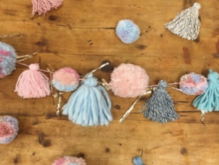 New Kids Pom-pom & Tassel Workshop