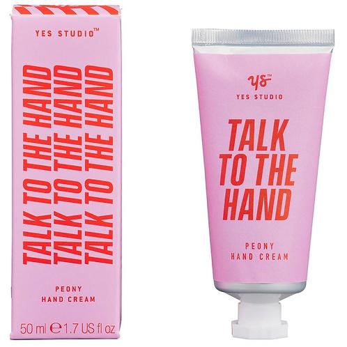 Yes Studio Peony Hand Cream