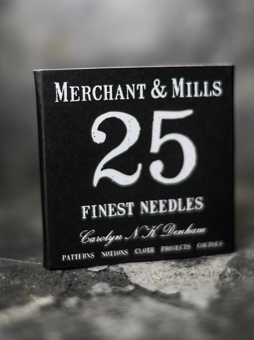Merchant & Mills Finest Sewing Needles
