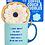 Thumbnail: Wild & Woofy Mug and Donut Dog Toy
