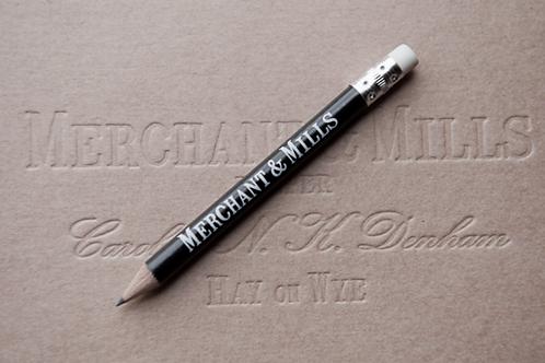 The Merchant & Mills Pencil