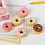 Thumbnail: Scented Donut Erasers (set of 6)