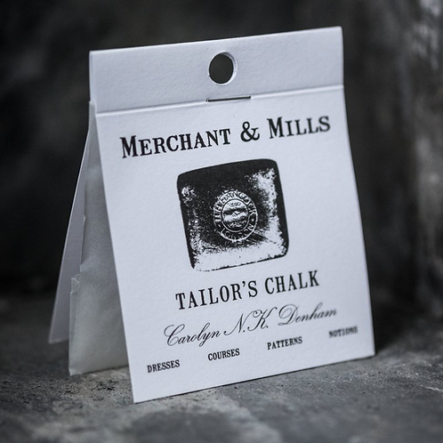 Merchant & Mills Tailors Chalk