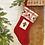 Thumbnail: Christmas Stocking Needle Felting kit