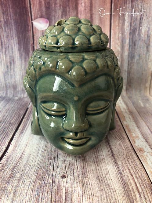 Brûleur de parfum tête de bouddha