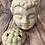 Thumbnail: Brûleur de parfum tête de bouddha
