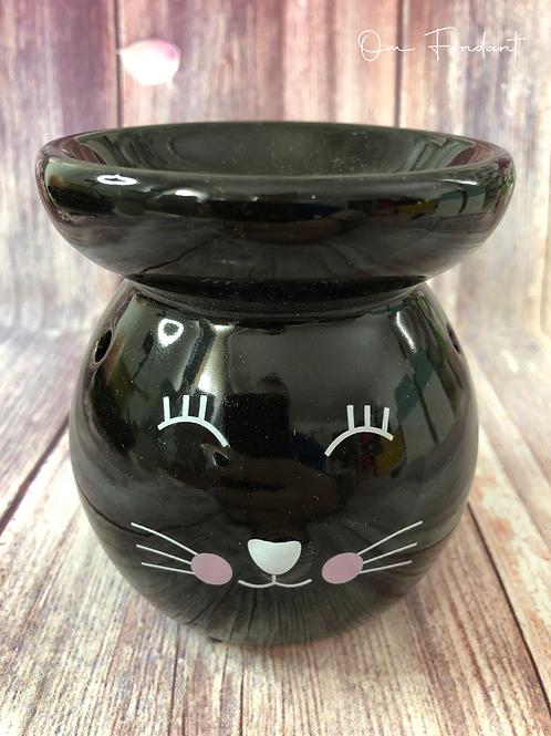 Brûleur de parfum chat