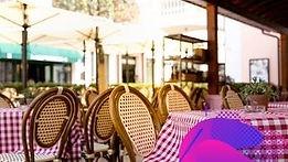 permesso tavolini bar a Milano