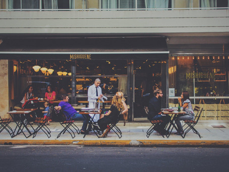Occupazione straordinaria per bar e ristoranti
