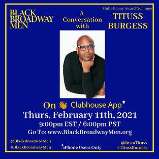 TITUSS BURGESS : BBM - Clubhouse.jpg