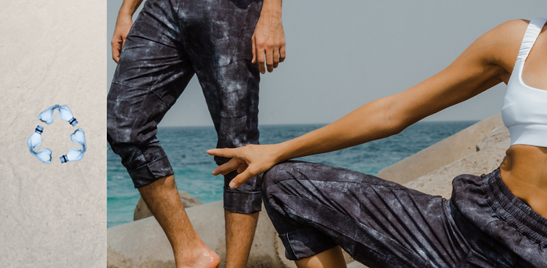 Support Marine Conservation by buying Alaa Slate Pants