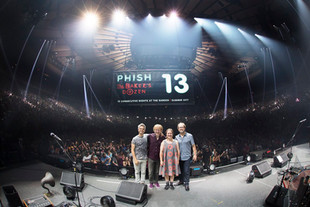 Concerts, content, customers and culture: 8 things I learned from Phish's baker's dozen conc