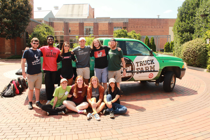 Campus Kitchen UGA sends 10 students to Boot Camp
