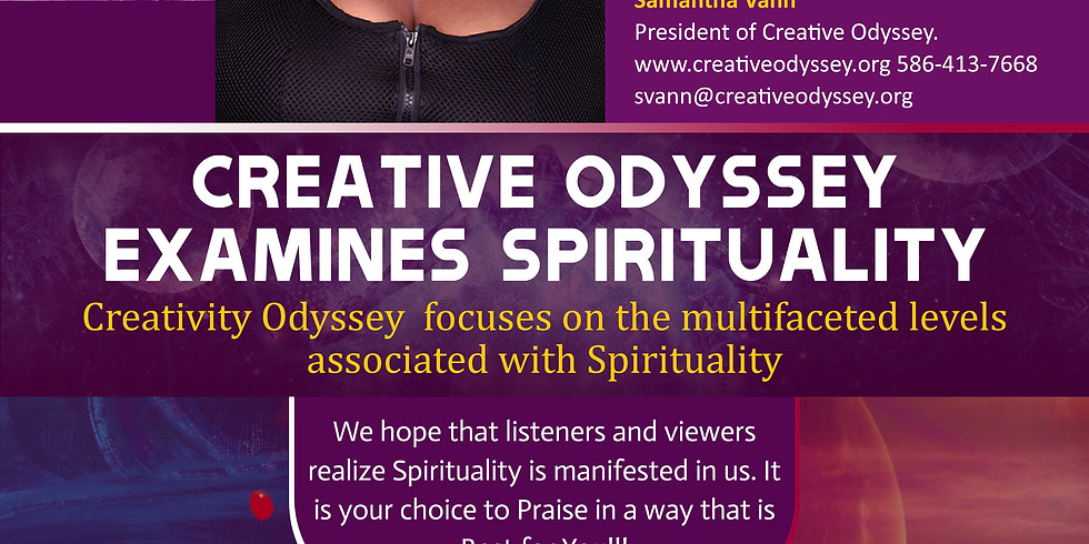 Creative Odyssey Explores Spirituality