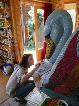 Grouting the Beak