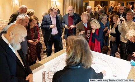 Design Reveal Event with Michael Eavis