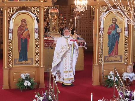 Вітаємо з 22-гою річницею священничого служіння Отця Олександра Гаркавого!