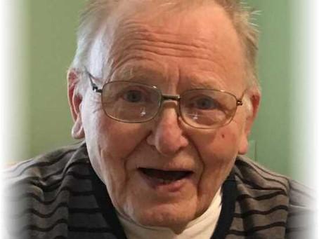William (Bill) Andrusiak - June 19, 1927 - Dec 20,  2020