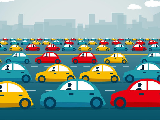 Se déplacer en voiture en ville n'est pas toujours un choix