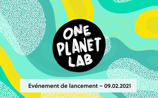 Lancement du One Planet Lab