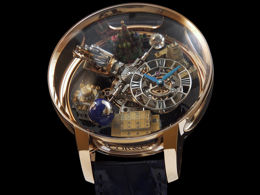 Honoring the Russian Capital Jacob & Co. Debuts the Astronomia Art Moscow