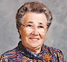 Maya (Maina) Kirichenko 1926 - Mar 27, 2018