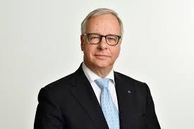 Bâloise: le président Andreas Burckhardt ne briguera pas de nouveau mandat