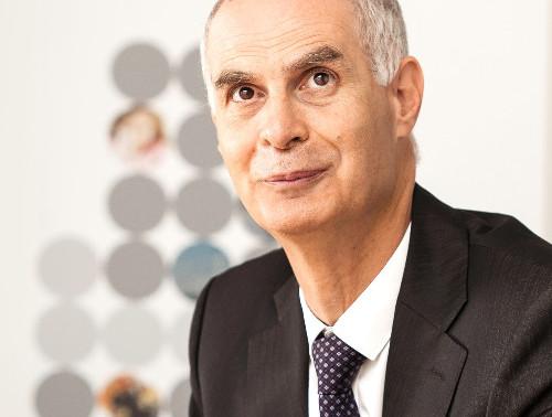 Patron du CSEM, Mario El-Khoury est particulièrement fier de la 1ère montre connectée swiss made