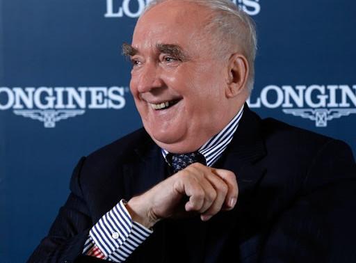 Longines : Walter von Känel part à la retraite et est élu président d'honneur