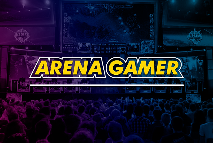 Arena Gamer ComicLand Pereira