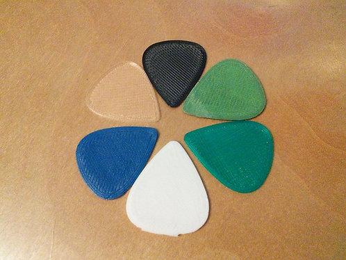 Guitar picks (4 pcs)