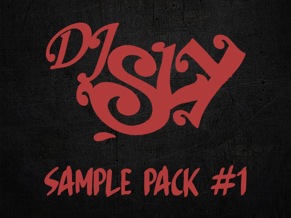 DJ Sly - Sample Pack #1