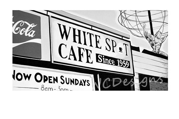 White Spot Cafe