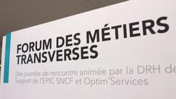S'CAPE EVENT /// Le Forum des métiers transverses SNCF