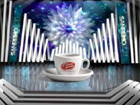 Caffè al Festival di Sanremo