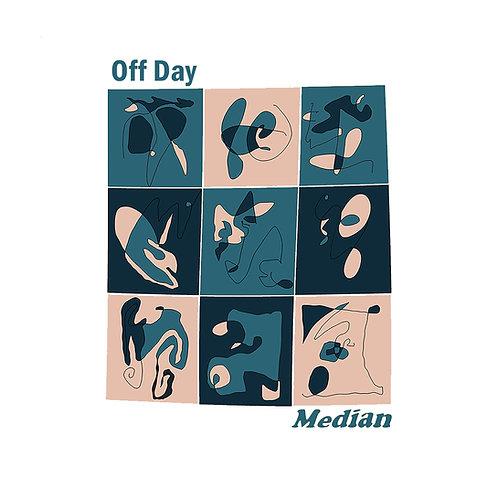Off Day by Median (digital album)