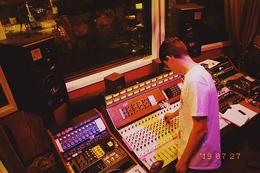 Tyler Ripley Audio Engineer