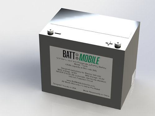Battery Lugs, Model S
