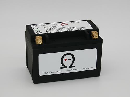 12V Lithium Battery for TESLA Roadster