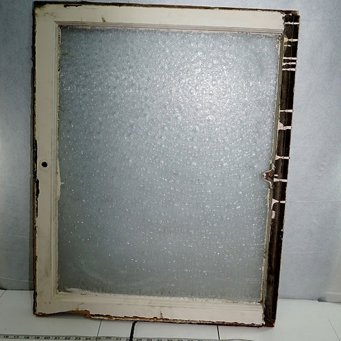 Starburst Glass Window