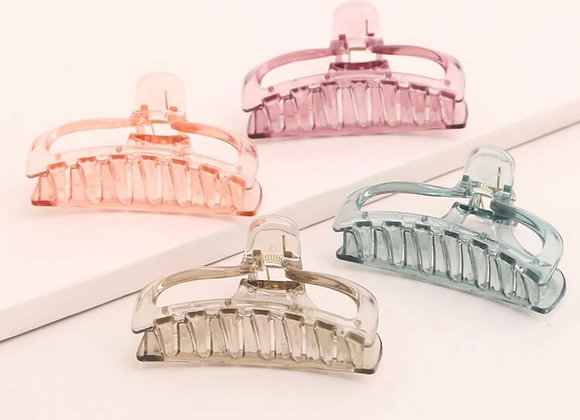 Jelly Claw Clips
