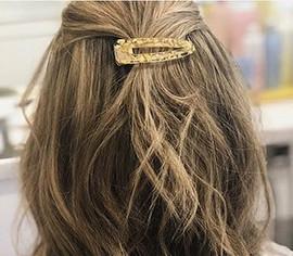 Gold Foil Clip Set